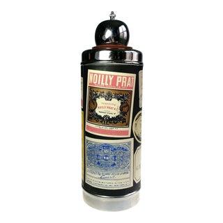 Vintage Liquor Decanter Musical Box