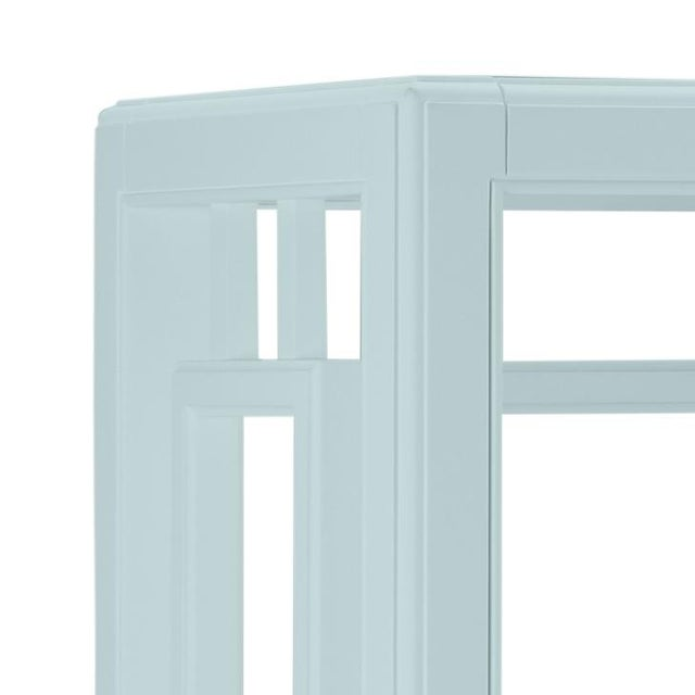 This is a made to order item and we offer the ability to customize color and hardware options. This etagere has two...