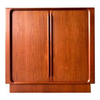 Bernard Pedersen Teak Chest Dresser