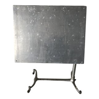 Victorian Art School Drawing Stand With Casters For Sale