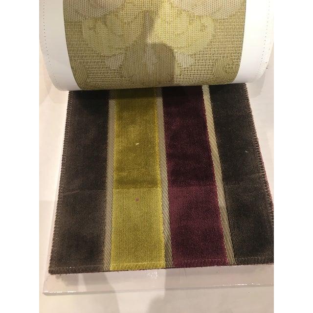 JF Fabrics Nobility Stripe Fabric - 3 Yards - Image 4 of 5