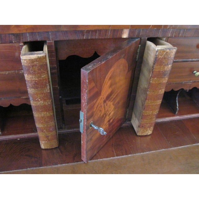 Antique Butler's Desk Circa 1828 For Sale - Image 5 of 5