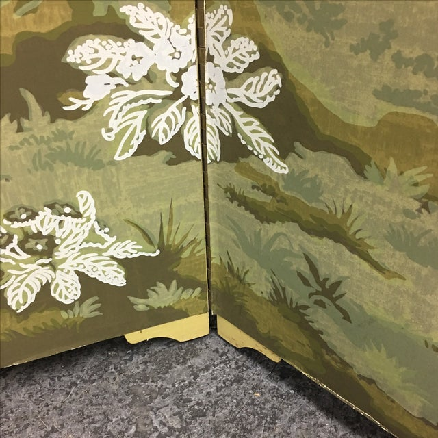 Chinoiserie Custom Designed Screen - Image 8 of 9