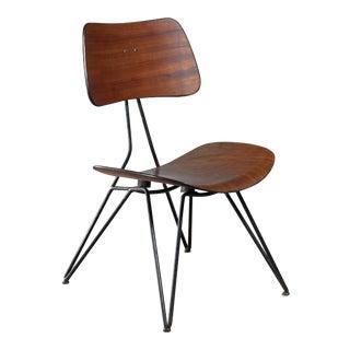 Gio Ponti and Gastone Rinaldi Du10 Chair for Rima, Italy, 1950s For Sale