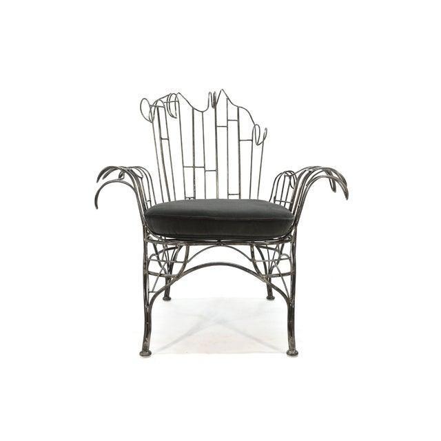 Organic Baroque Chair by Tony Duquette - Image 5 of 7