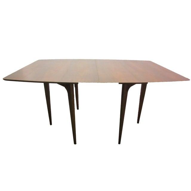 Mid-Century Danish Modern Walnut Dining Table - Image 1 of 10