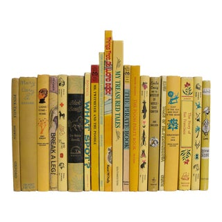 Sunny Day Kids Book Set, (Set of 20) For Sale