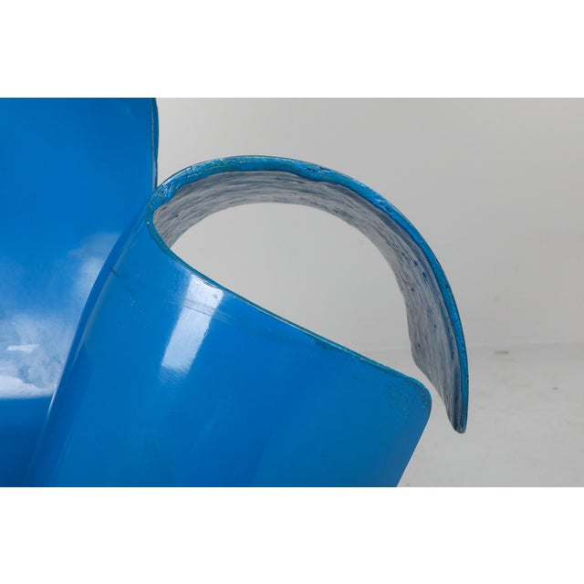 Functional Art Chair in the Style of Gaetano Pesce - 1980s For Sale - Image 9 of 11