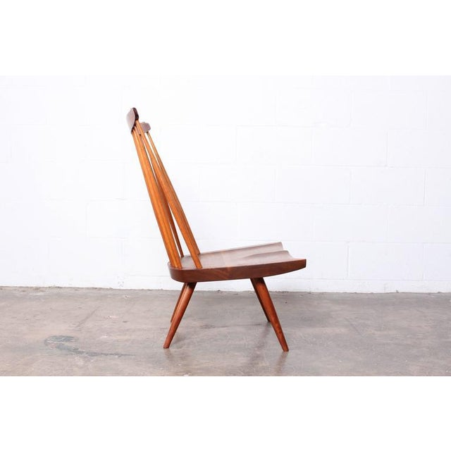 Lounge Chair by George Nakashima For Sale - Image 5 of 10