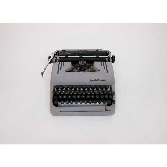 Art Deco 1950s Corona Typewriter - Image 2 of 7