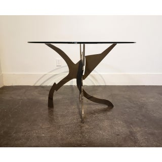 Brutalist Memphis Era Dining Table by Pucci De Rossi Preview