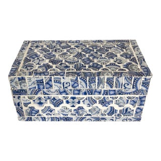 Glass Mosaic Box For Sale