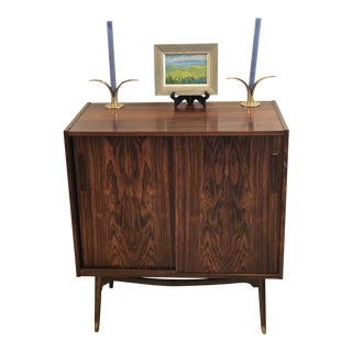 1960s Danish Rosewood Credenza or Sideboard