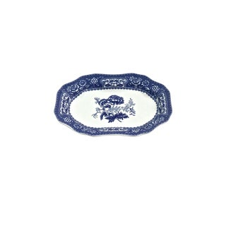 The Spode Blue Room Collection Soap Dish For Sale