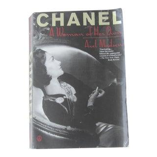 """Vintage """"Chanel"""" Biography Paperback Book"""