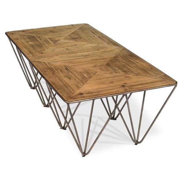 Sarreid Ltd. Sarried Ltd Primo Coffee Table For Sale - Image 4 of 6