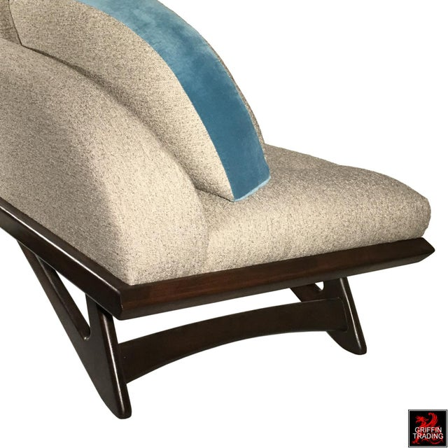 1960s Adrian Pearsall Sofa by Craft Associates For Sale - Image 5 of 13