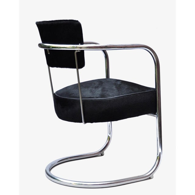 Lloyd Manufacturing Co. Armchair by Kem Weber for Lloyd Manufacturing 1930s For Sale - Image 4 of 10