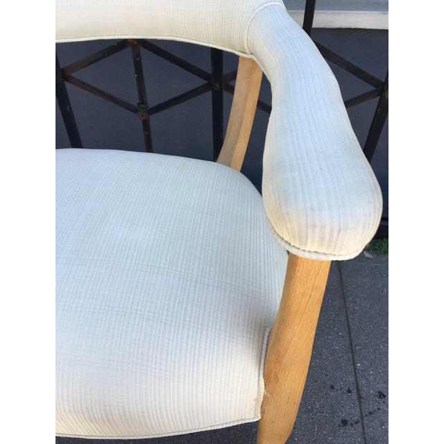 Mid-Century Sculptural Armchairs - A Pair - Image 11 of 11