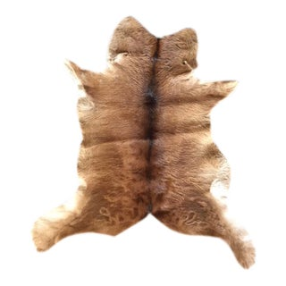 """Contemporary Small Cowhide Rug -2'9"""" x 3'3"""""""