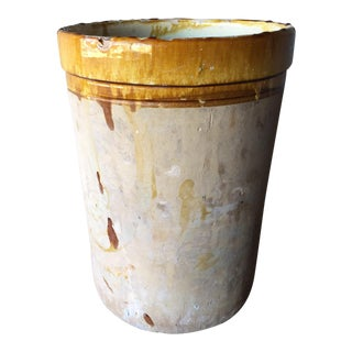 Rustic Pugliese Antique Pot For Sale
