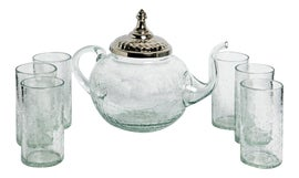 Image of Moroccan Coffee and Tea Service