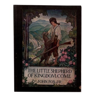 "1931 ""The Little Shepherd of Kingdom Come"" Collectible Book For Sale"