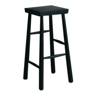 Graduated Rung Stool by Blackcreek Mercantile Trading & Co. For Sale