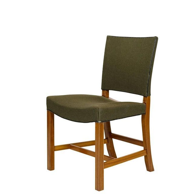 Kaare Klint Set of Ten Kaare Klint Dining Chairs For Sale - Image 4 of 10