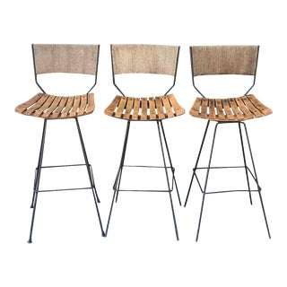 Arthur Umanoff Bar Stools For Sale