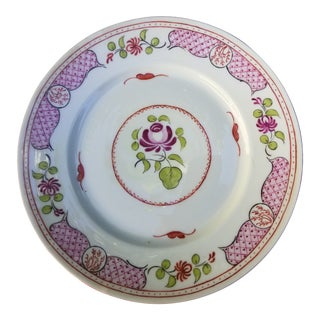 12 Antique Victorian Haviland Limoges Fruit or Cheese Plates For Sale