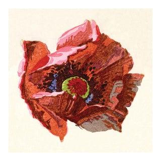 Pignier, Flowerhead 3, Unframed Artwork For Sale