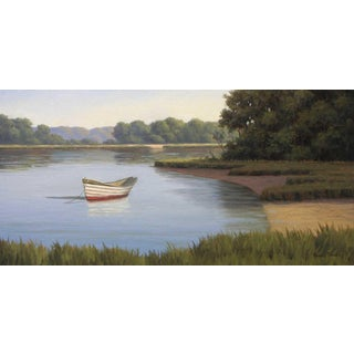 Ronald Tinney, 'Afternoon Solitude' Painting, 2018 For Sale