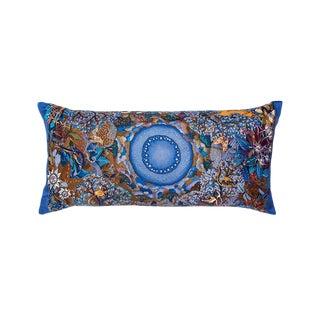 """""""Au Coeur De La Vie"""" Hermès Silk Scarf Pillow For Sale"""