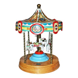 Tabletop Carousel by Fraley