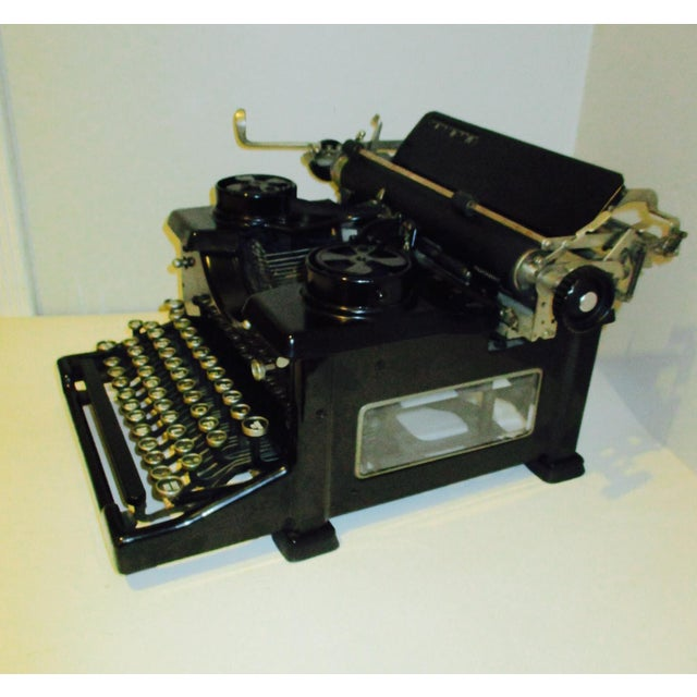 Vintage Royal Typewriter With Glass Side Panels - Image 2 of 11