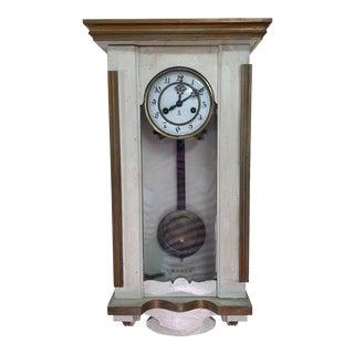 Gustav Becker Vienna Swedish Wall Clock For Sale