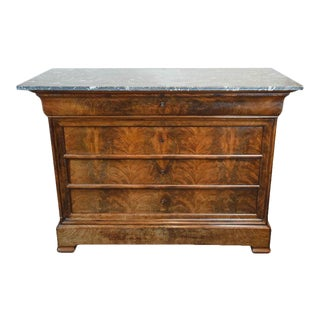 Louis Philippe Cherrywood Commode For Sale