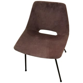 """""""Tonneau"""" Chair by Pierre Guariche for Steiner For Sale"""