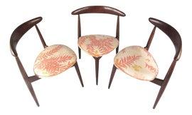 Image of Hans Wegner Dining Chairs