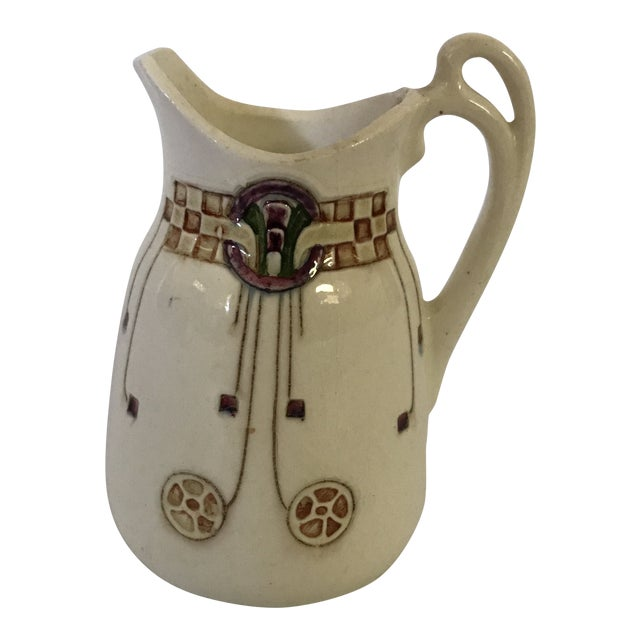 Art Nouveau Pitcher For Sale