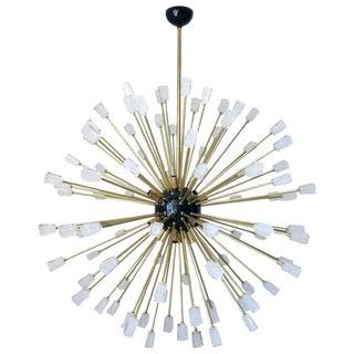 Ice Cubes Sputnik Chandelier by Fabio Ltd For Sale