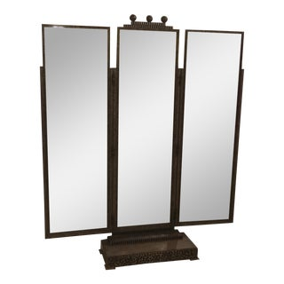 Antique & Designer Black Full-Length and Floor Mirrors | DECASO