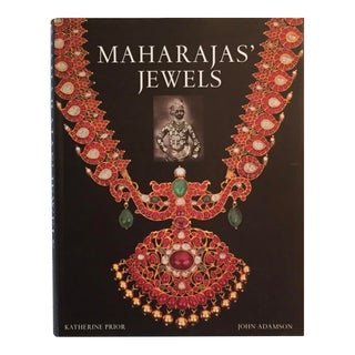 2000 Maharajas' Jewels Book by Katherine Proir For Sale