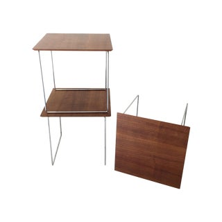 Poul Norreklit Danish Nesting Tables - Set of 3