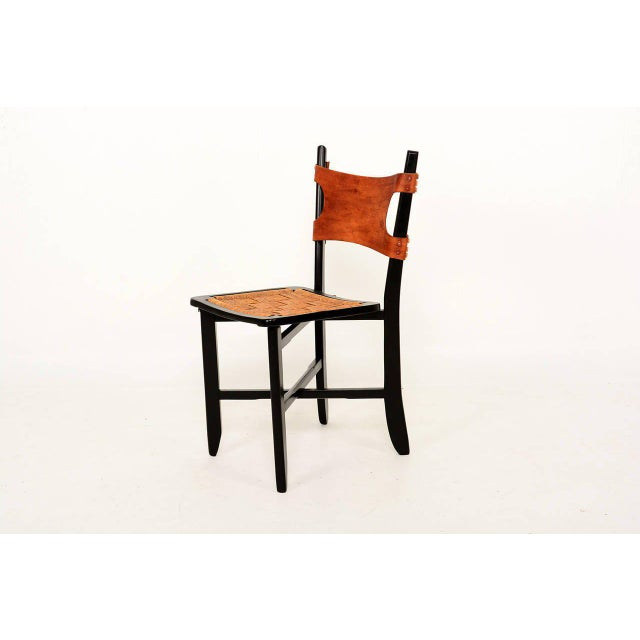 Modern Pair of Modernist Folding Chairs For Sale - Image 3 of 9