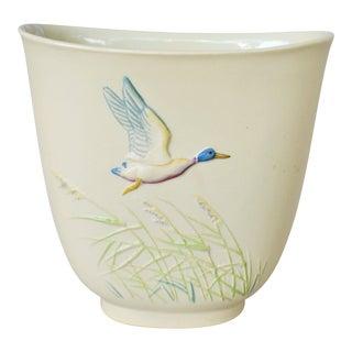 Vintage Rosenthal Duck Vase For Sale
