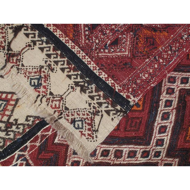 Small Kurdish Kilim For Sale In New York - Image 6 of 6