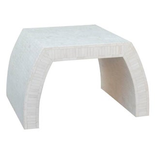 Enrique Garcel Tessellated Bone Coffee Table For Sale