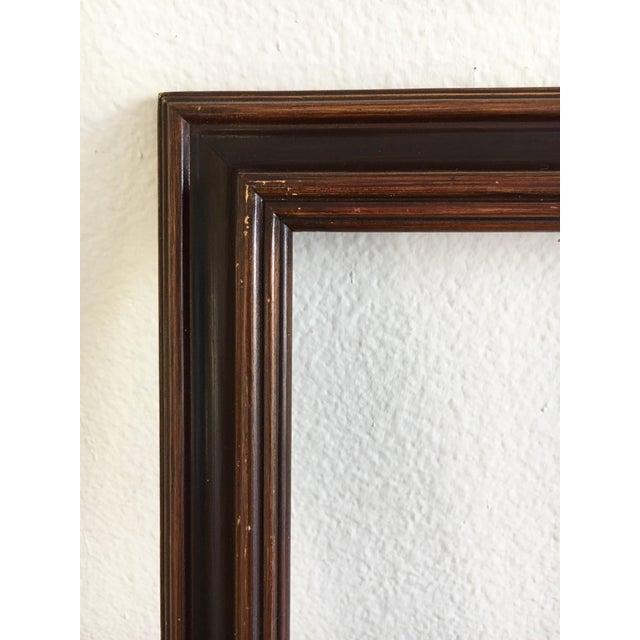 Vintage Wooden Frame | Chairish